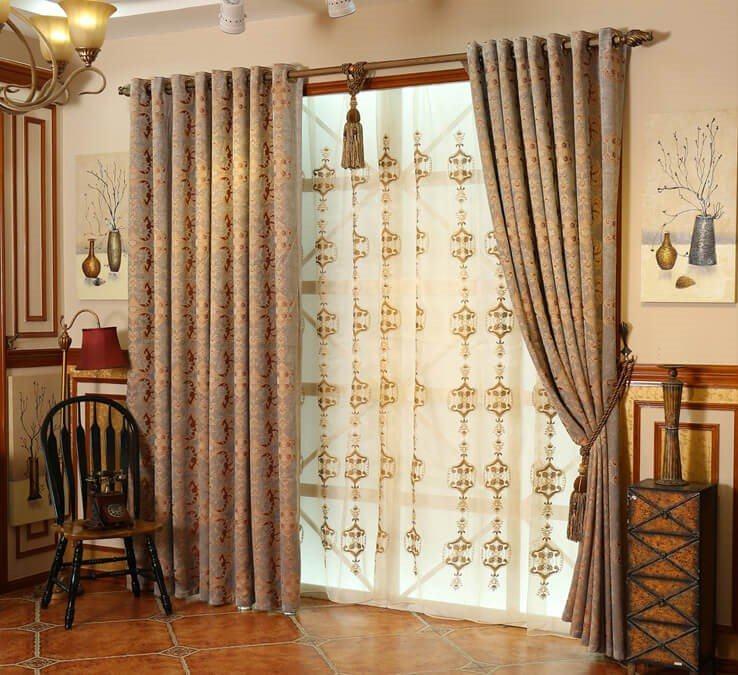 Rèm vải - Tại sao nên chọn rèm vải cao cấp che nắng cửa sổ