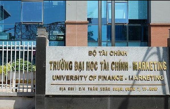 Trường Đại học Tài chính – Marketing