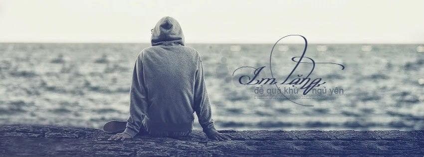 Ảnh bìa đẹp về tâm trạng khi yêu ai cũng trải qua