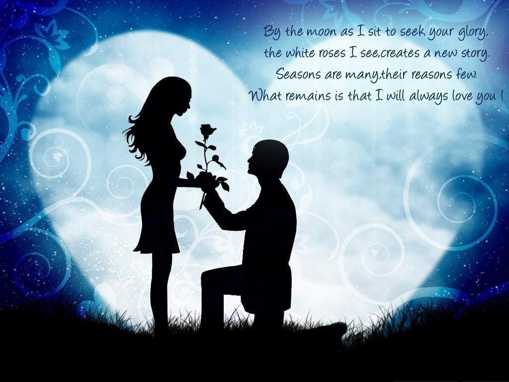Ảnh bìa đẹp về tình yêu đôi lứa cần lắm khung cảnh lãng mạng