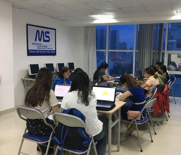 Trung tâm tin học MS