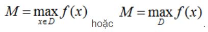 Pasted into Gia Tri Lon Nhat Va Gia Tri Nho Nhat Cua Ham So Toan 12 1 20